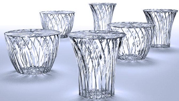 New_Sparkle_Stool_Side_Table-_Tokujin_Yoshioka_for_Kartell_CubeMe1